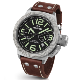 TW Steel CS23 Canteen Chronograaf Horloge 45mm