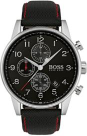Hugo Boss Navigator Chrono Uhr  44 mm