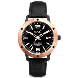 Max Watches Grandeur Automatic Heren Horloge 42mm