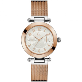 Gc: Guess Collection Prime Chic Swiss Made 36mm