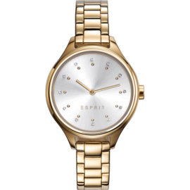 Esprit Gold Tone Damenuhr 32 mm