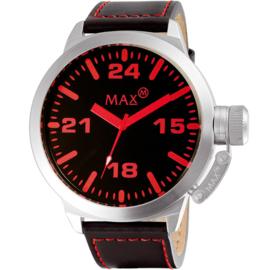 Max Watches Classic XL Horloge RVS 47mm