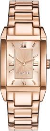 Esprit Helena Rose Gold  horloge 28 mm