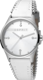 Esprit Drops White Tone Damenuhr 34 mm