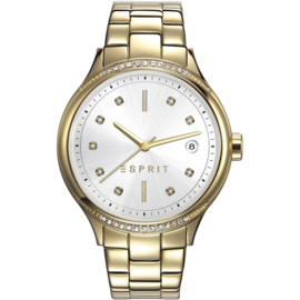 Esprit Rachel  Gold Tone Damenuhr 38 mm