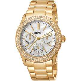 Esprit Peony Gold  horloge 38 mm