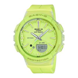 Casio Baby-G Horloge Stappenteller BGS-100-9AER 42mm