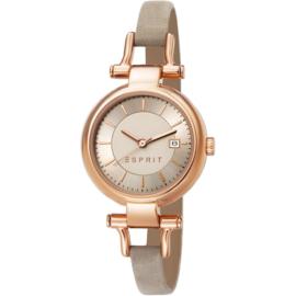 Esprit Zoe Rose Gold horloge 28 mm