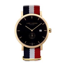 Lars Larsen Sebastian horloge 41mm