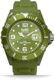 Tutti Milano Pigmento Uhr Grün 42,5mm