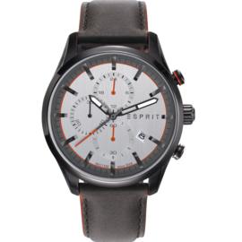 Esprit Black Blue Benton Ave horloge 44 mm