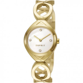 Esprit Audrey Gold Tone horloge 27 mm