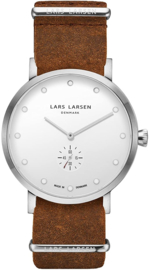 Lars Larsen Christopher Herenhorloge 41mm
