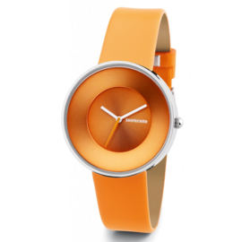 Lambretta Cielo Orange Horloge 37 mm