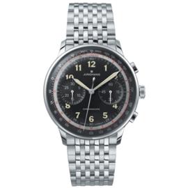 Junghans Meister Telemeter Horloge Automaat Staal 41mm