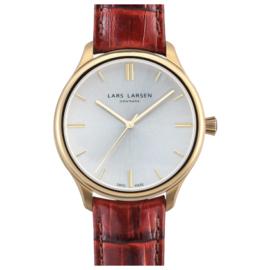 Lars Larsen Horloge Philip 42mm