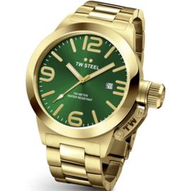 TW Steel CB222 Canteen Bracelet XL Horloge 50mm