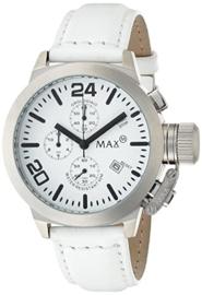Max Watches Classic Chronograaf Horloge RVS 41mm