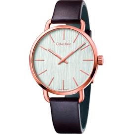 Calvin Klein K7B216G6 Even horloge 42mm