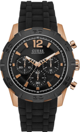 Guess Caliber Chrono Herenhorloge 45mm