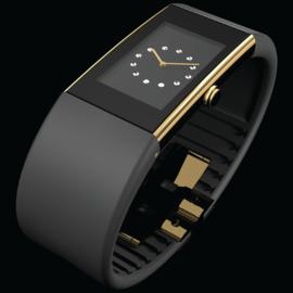 Rosendahl Watch II 43186 Analog Large Gold Horloge