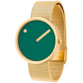 Picto Dusty Green 43377 Designhorloge 40 mm