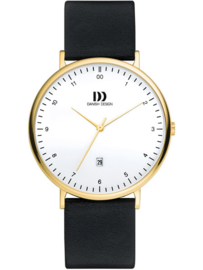 Danish Design Herenhorloge 41mm Staal