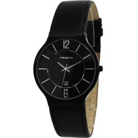 Prisma Design Uniseks Horloge Edelstaal