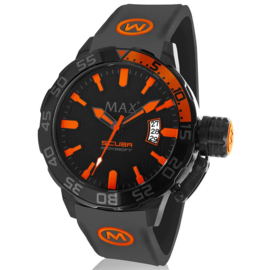 Max Watches Scuba Tauchmeister 20 ATM 44mm
