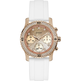 Guess Confetti horloge staal 38 mm