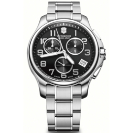 Victorinox Officer Horloge Chrono  42 mm