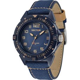 Sector Expander 90 Horloge 44 mm