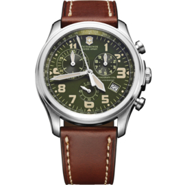Victorinox Swiss Military Infantry Chronograaf Horloge 44mm