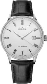 Edox Les Vauberts Herrenuhr 39 mm