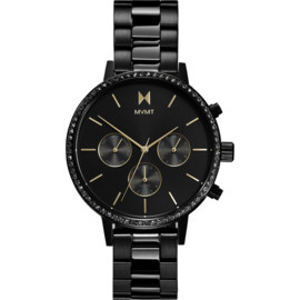 MVMT Element Horloge Caviar 38 mm 28000055-D