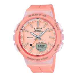 Casio Baby-G Horloge Stappenteller BGS-100-4AER 42mm