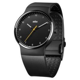Braun Prestige Horloge 40mm Zwart - BN0221BKBKG