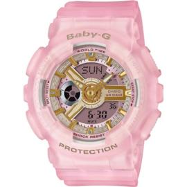 Casio Baby-G Horloge Special Color BA-110SC-4AER 44mm