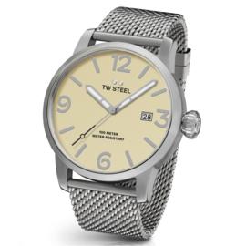 TW Steel MB01 Maverick Bracelet Horloge 45mm