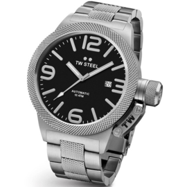 TW Steel CB6 Canteen Bracelet XL Automatic Uhr 50mm