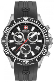 Swiss Military Hanowa Patrol Heren Horloge 44 mm
