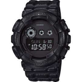 Casio G-Shock Leather Jacket Limited Edition GD-120BT-1ER 51mm