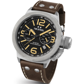 TW Steel CS34 Canteen XL Chronograph Uhr 50mm