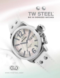 """TW Steel CE1037 CEO Canteen Horloge 45mm """"DEMO """""""