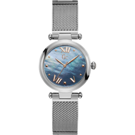 Gc: Guess Collection Pure Chic Damenuhr 32mm