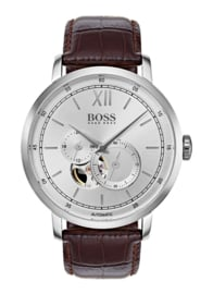 Hugo Boss Signature Swiss Made Horloge Automatic 44 mm