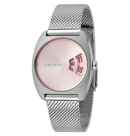 Esprit Disc Silver Damenuhr 32mm