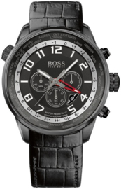 Hugo Boss Worldtimer Horloge 44 mm