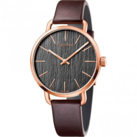 Calvin Klein K7B216G3 Even horloge 42mm