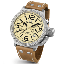 TW Steel CS13 Canteen Chronograaf Horloge 45mm